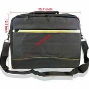 """15.6"""" Laptop Briefcase Pouch Handle Shoulder Cover For HP Pavilion 15-f010dx"""