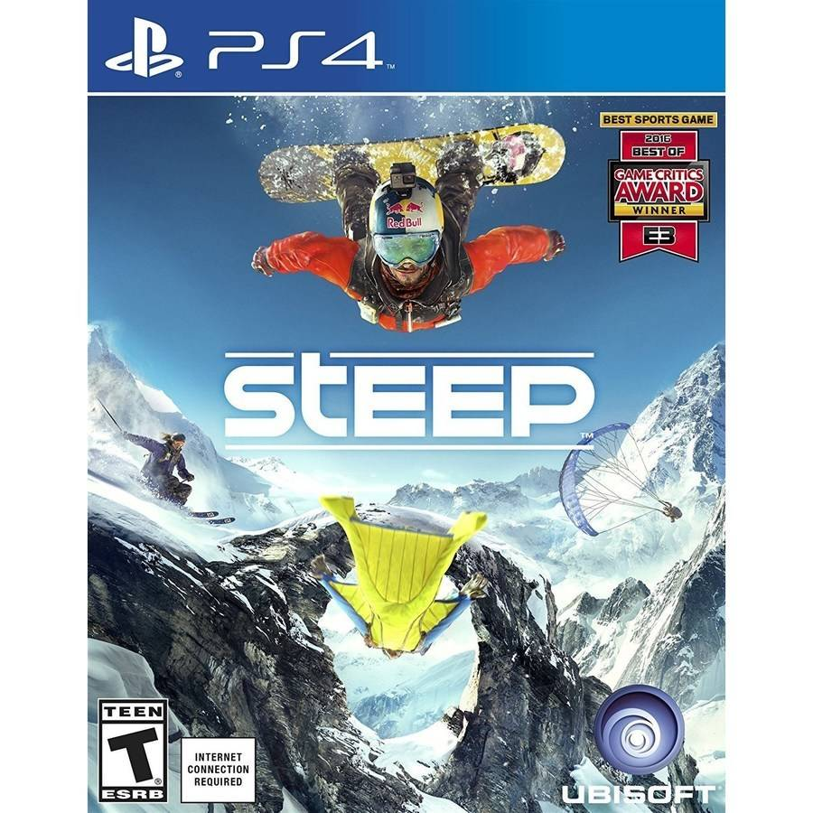 Steep - Pre-Owned (PS4)