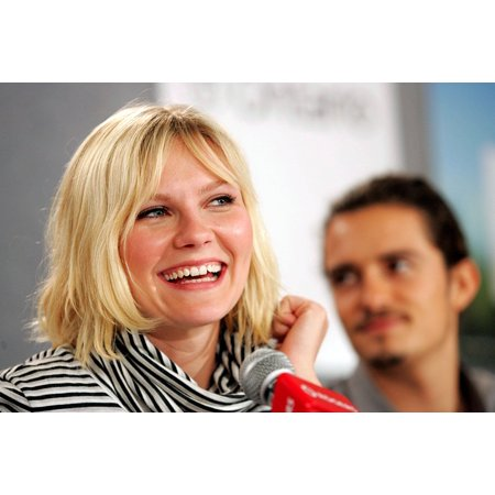 Kirsten Dunst Orlando Bloom At The Press Conference For Elizabethtown Premiere At Toronto Film Festival Sutton Place Hotel Toronto On September 11 2005 Photo By Malcolm TaylorEverett Collection Celebr - Halloween Festivals In Orlando