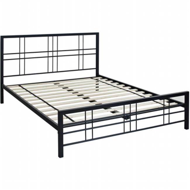 Mayfair Twin Metal Bed Frame