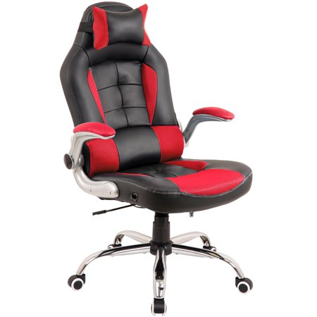 Merax Ergonomic High Back Racing Style Reclining Gaming Office Chair Multiple Colors Walmart Com