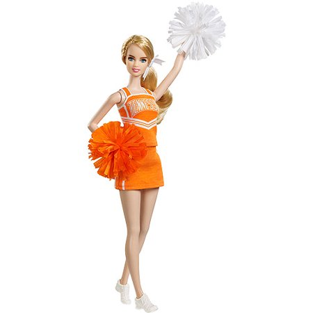 Barbie University of Tennessee Doll