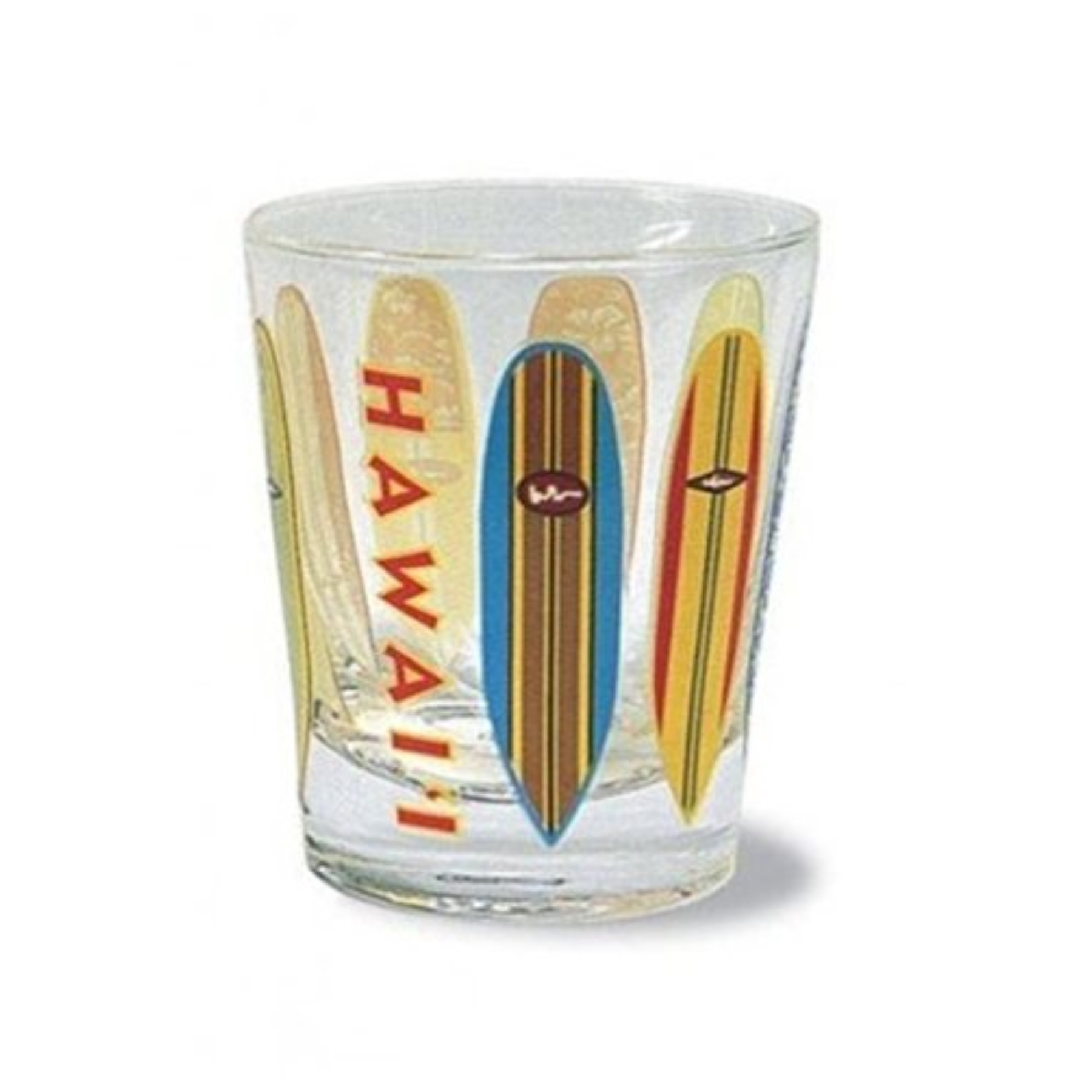 Dano's Surfboards Hawaii Shot Glass