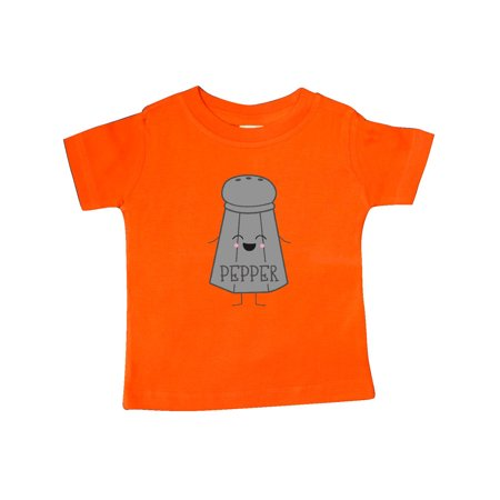 Pepper Shaker Costume Baby T-Shirt - Pepper Costume