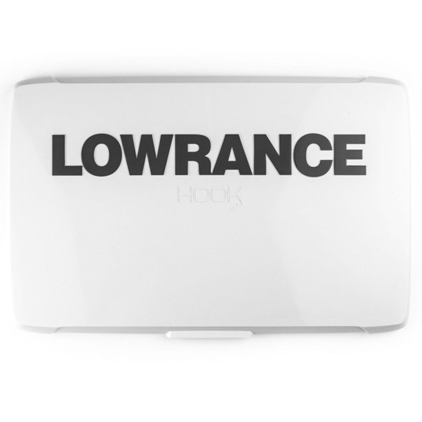 Lowrance 12-inch Fishfinder Sun Cover - Fits all HOOK2 12 Models