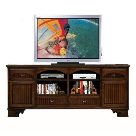 Eagle Furniture American Premiere 90 in. Entertainment Console with Optional hutch with 60 in. Opening ()
