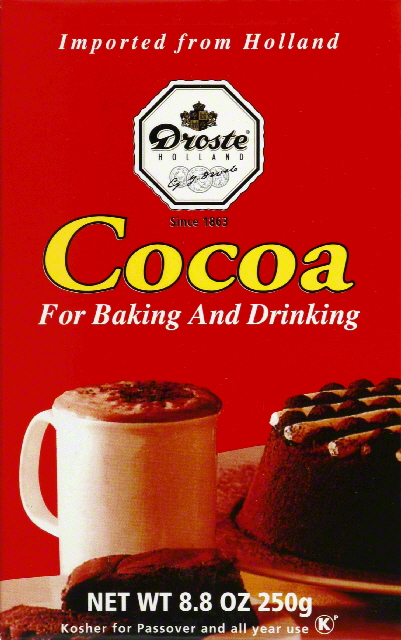 Droste Cocoa by DROSTE