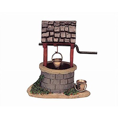 Harvest Crossing Village Collection Water Well #34894, From the wonderful world of Lemax these figurines and accessories make your holiday village.., By Lemax Ship from US ()