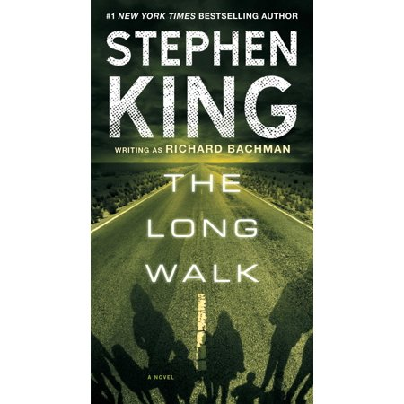 The Long Walk - Stephen King Halloween Stories