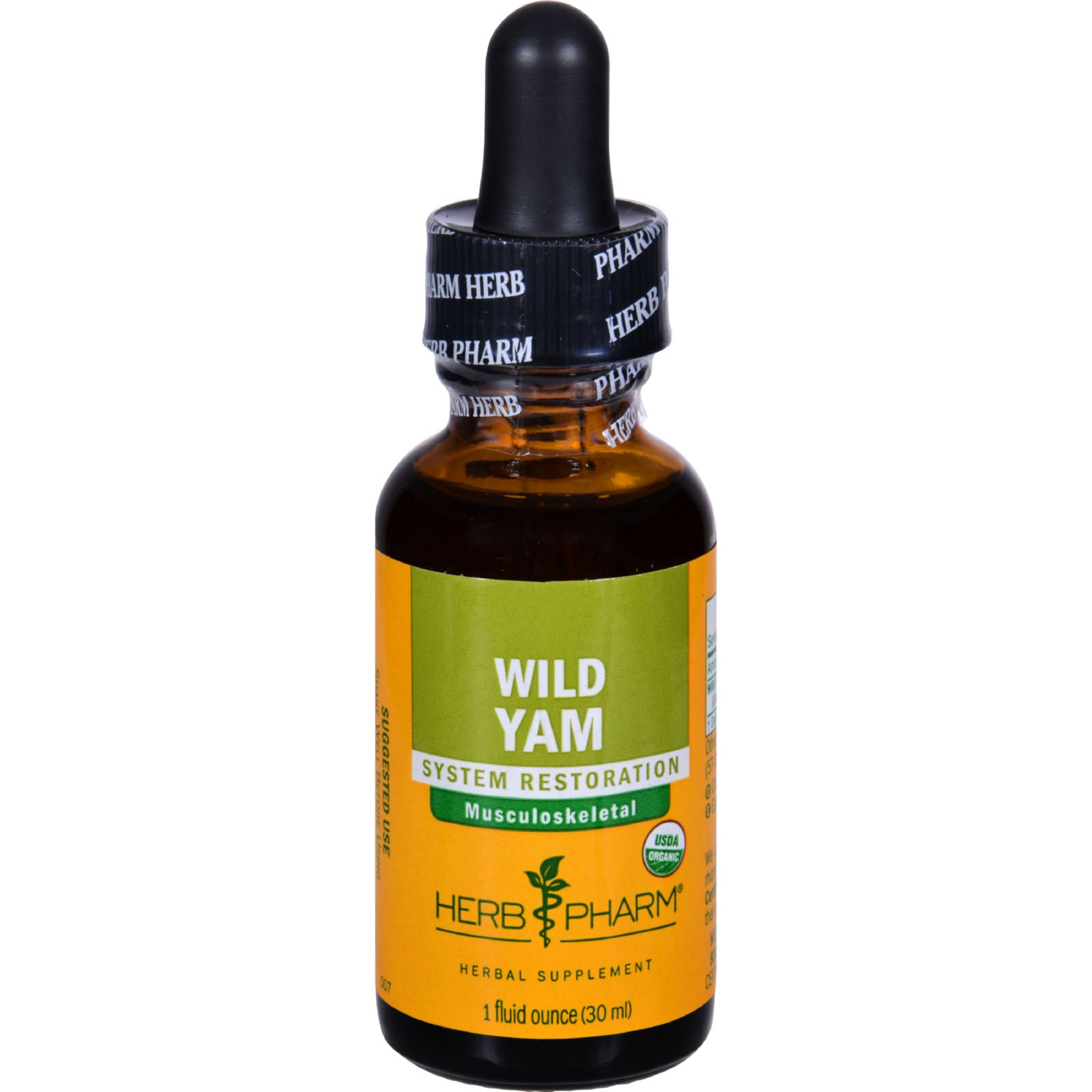 Herb Pharm Wild Yam Liquid Herbal Extract - 1 fl oz