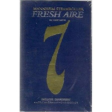 Fresh Aire 7 [Audio Cassette] Mannheim Steamroller (Mannheim Steamroller Halloween 2)