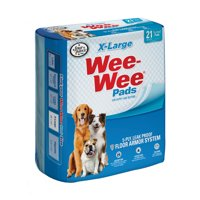 Four Paws XL Wee-Wee Pads, 28 x 24 in