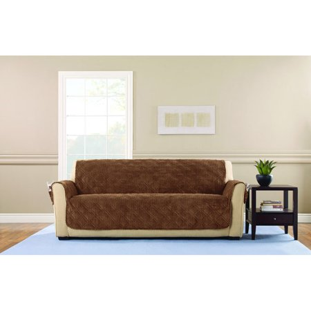 Marvelous Surefit Wide Wale Corduroy Couch Cover Walmart Com Andrewgaddart Wooden Chair Designs For Living Room Andrewgaddartcom