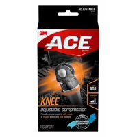 ACE Brand Adjustable Knee Support, Breathable, Two Strap Brace System