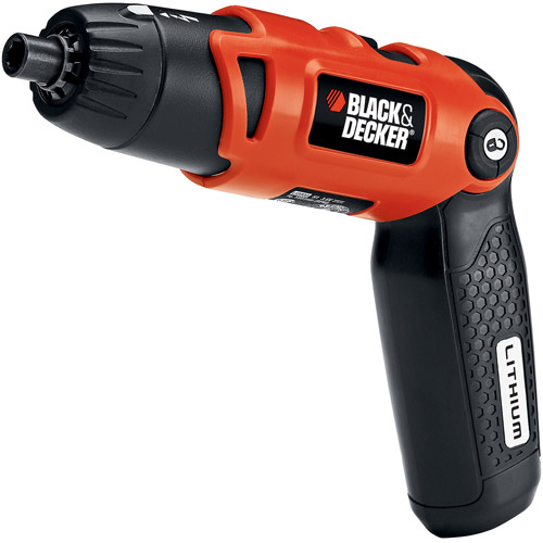 Black and Decker 3-Position Rechargeable Screwdriver, LI2000