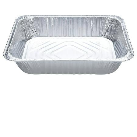 9 X 13 Disposable Aluminum Foil Steam Table Pans Half