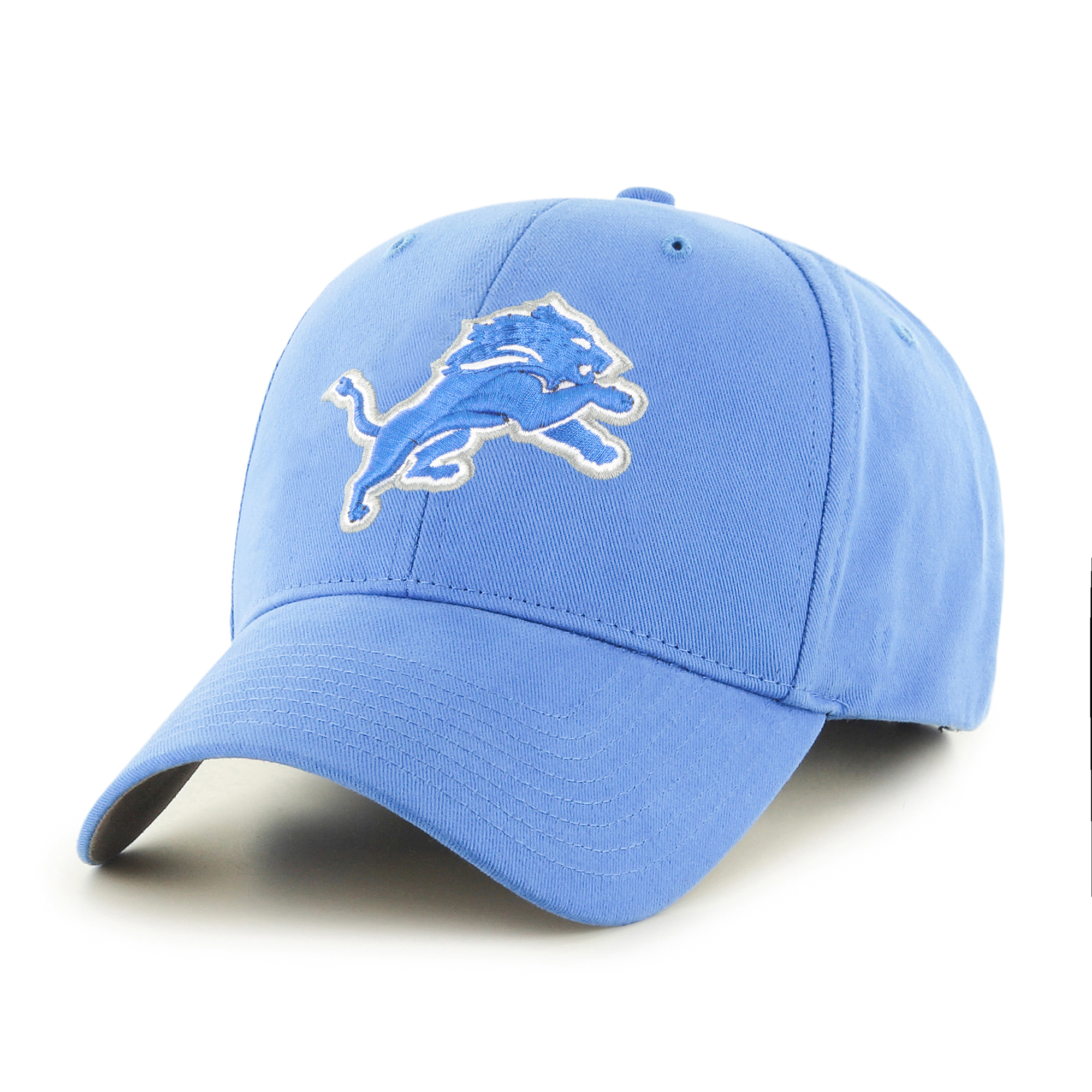 NFL Detroit Lions Basic Adjustable Cap/Hat by Fan Favorite