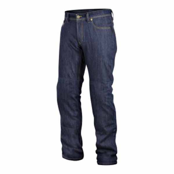 Alpinestars Hellcat Mens Denim Jeans Indigo Blue