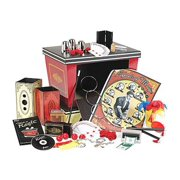 300-Trick Ultimate Legends of Magic Kit for Kids with Illusion Box
