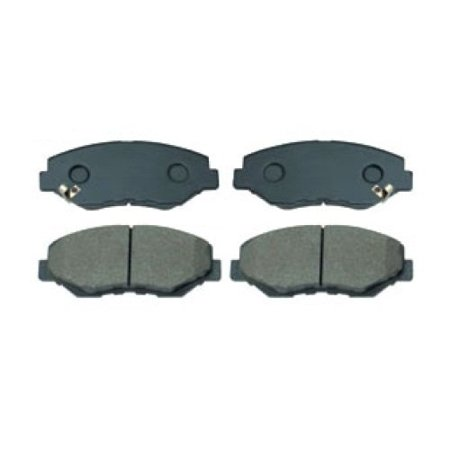 Honda Civic Front Brake Pad (Honda 45022-S5D-415 Front Brake Pads Honda Civic Coupe Sedan)