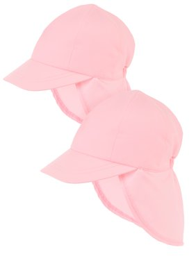 Wonder Nation Toddlers' Protective Sunhat 2-Pack