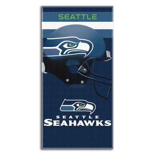 NFL - Seattle Seahawks 30x60 Fiber Reactive Beach Towel