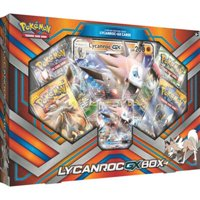 Pokemon Lycanroc GX Box Trading Cards