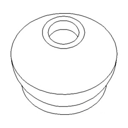 57119C1 New Clutch Booster Rubber Boot Made for Case-IH