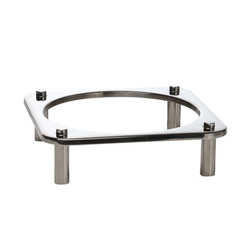 SMART Buffet Ware Domino Stainless Steel Dish Stand