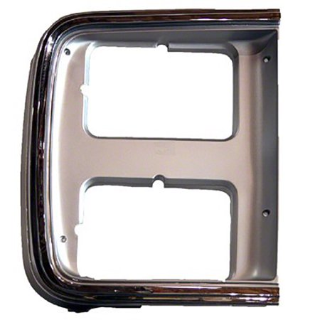 Right Headlamp Door for Blazer, C30, Pickup, Suburban, GMC Jimmy GM2513126