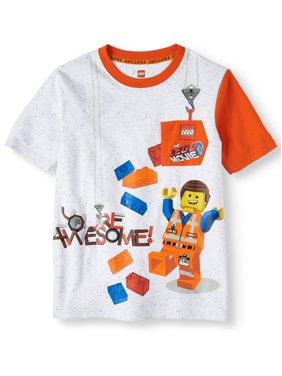 LEGO Movie Short Sleeve Character Pocket T-Shirt (Little Boys & Big Boys)