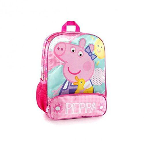Peppa Pig Backpack [Pink], WEIGHT 1.1 lbs - 0.5 kg By Heys