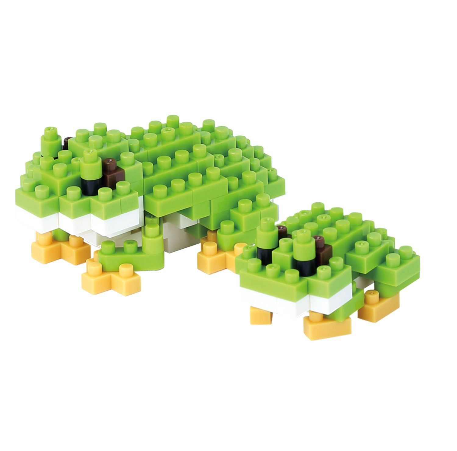 Tree Frog Mini Building Set by Nanoblock (NBC161) by nanoblock