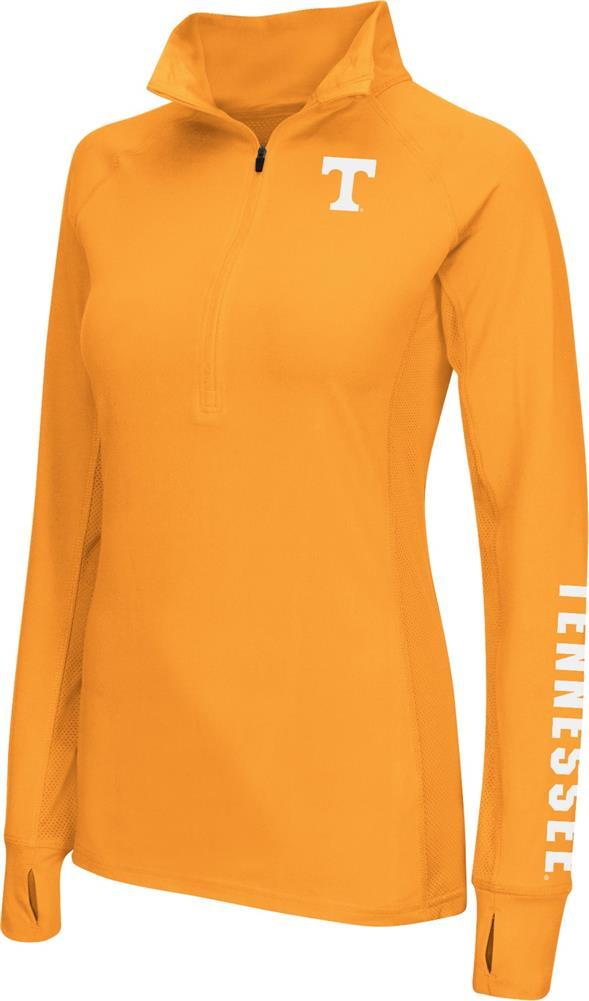 Tennessee Volunteers Vols UT Ladies Personal Best Running Jacket by Colosseum