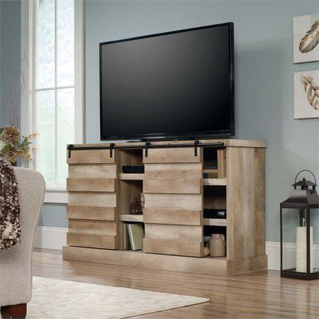 Sauder Cannery Bridge Credenza for TVs up to 60