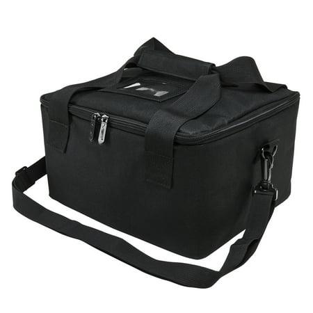 NcStar Compact Ballistic Helmet Bag, Black