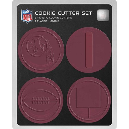fa8530d9 NFL Washington Redskins Cookie Cutter Set