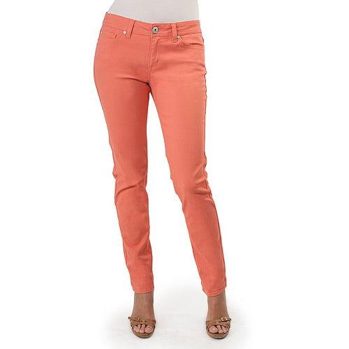 Jordache Women's Colored Skinny Jeans