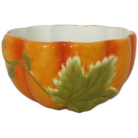 Mossy Oak Pumpkin Bowls, Set of 6