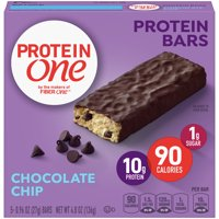 Protein One 90 Calorie Chocolate Chip Protein Bar 5 ct, 4.8 oz