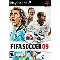 FIFA Soccer 09 NEW factory sealed PS2 Sony PlayStation 2