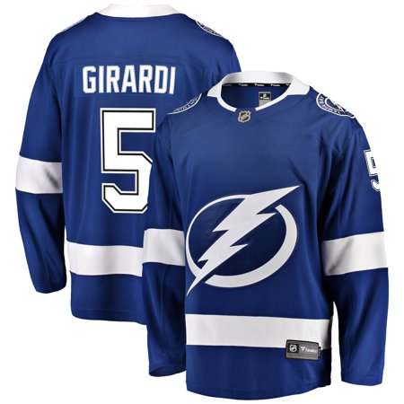 Dan Girardi Tampa Bay Lightning Fanatics Branded Youth Breakaway Player Jersey -