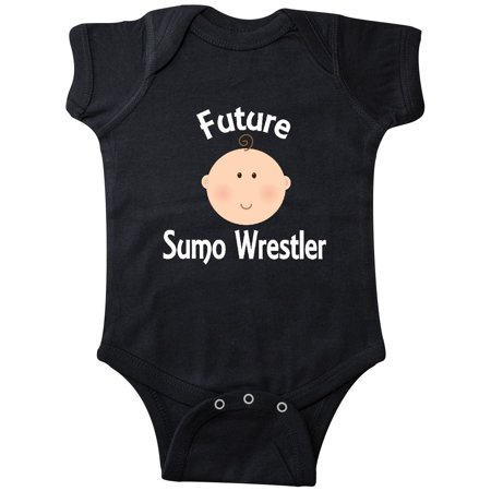 Future Sumo Wrestler Gift Infant Creeper (Sumo Wrestler Halloween Costumes)