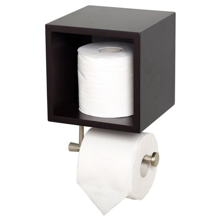 zenith ebcub06ch cube storage with toilet paper hand towel holder. Black Bedroom Furniture Sets. Home Design Ideas