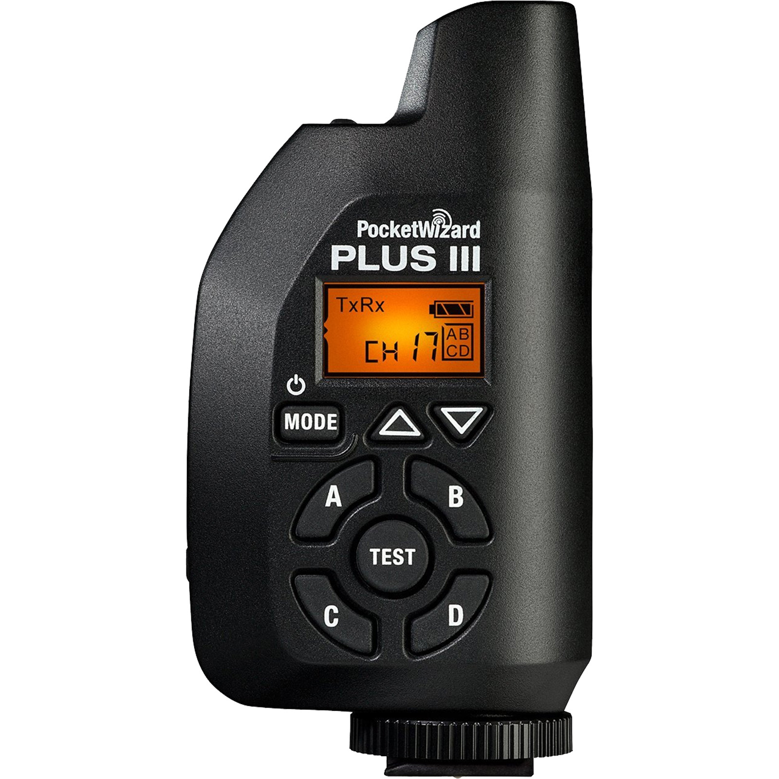 PocketWizard Plus III Wireless Transceiver Reliably Trigger Lights and/or Cameras up to 1600 Feet