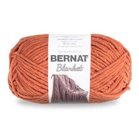 BERNAT BLANKET YARN (300G/10.5 OZ), PUMPKIN SPICE, PACK OF - Yarn Spice