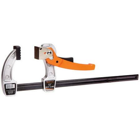 12' Parallel Clamp (Jorgensen 38012 Gear Clamp Bar Clamp, 12