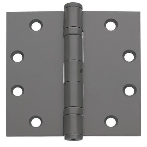 Global Door Controls 4.5'' H   4.5'' W Butt/Ball Bearing Door Hinges (Set of 3)