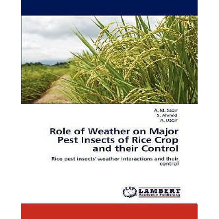 Role of Weather on Major Pest Insects of Rice Crop and Their Control - image 1 de 1