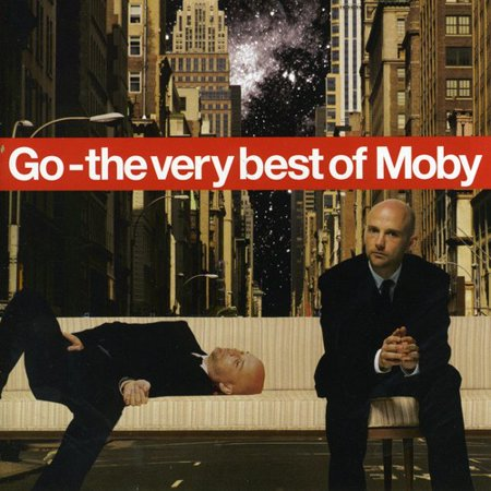 Go-Very Best of (CD) (Moby Go The Very Best Of Moby)